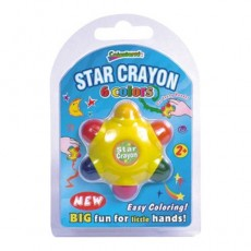 colors star crayon(1P)
