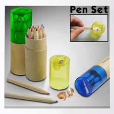 친환경 미니색연필 Set