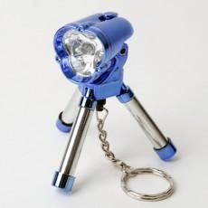 로봇 LED 후레쉬 열쇠고리
