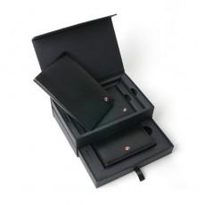 지갑3종 (여권지갑+명함지갑+머니클립) set