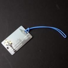 PVC 수하물 태그 - 1