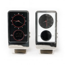 Dual-Face Analog-digital Clock