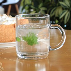 리빙화이트-미니글라스머그컵